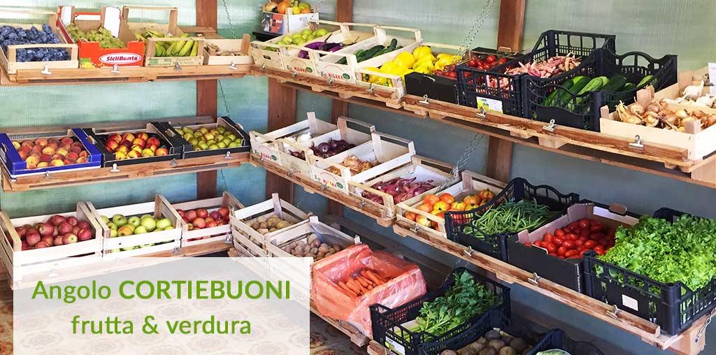 Scopri il nostro angolo frutta e verdura