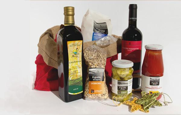 Sostieni LIBERA acquistando i prodotti coltivati sui terreni confiscati alle mafie