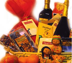 Ceste di Natale: prodotti equi, sostenibili e contro le mafie