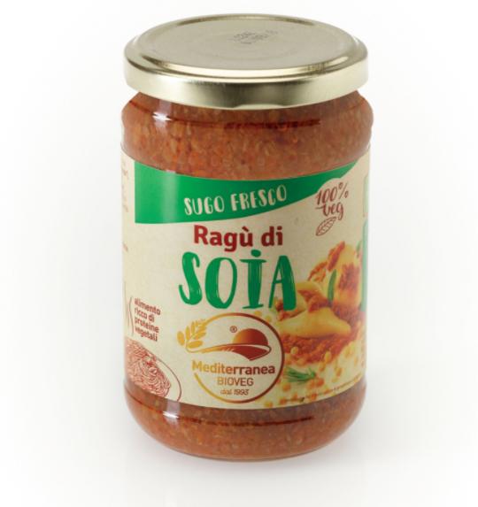 immagine ragù di soia
