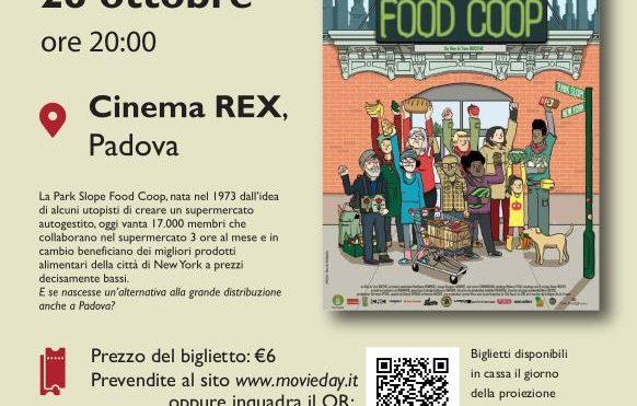 PROIEZIONE FILM FOOD COOP
